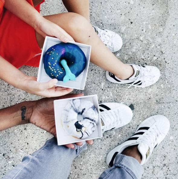 Ragazzi Scarpa Obiettivi, Madre E Figlia Corrisponde, Adidas, Adidas Superstar