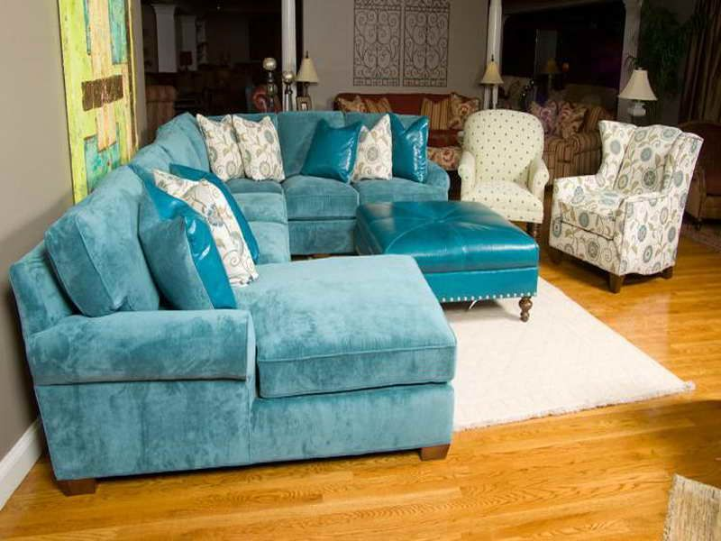 teal living rooms | Teal Ottoman Furniture for Living Room - Teal Living Rooms Teal Ottoman Furniture For Living Room Home