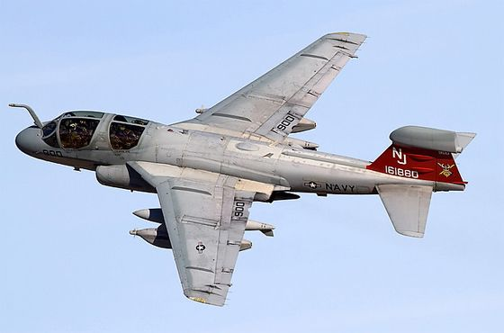 Grumman A6E Intruder