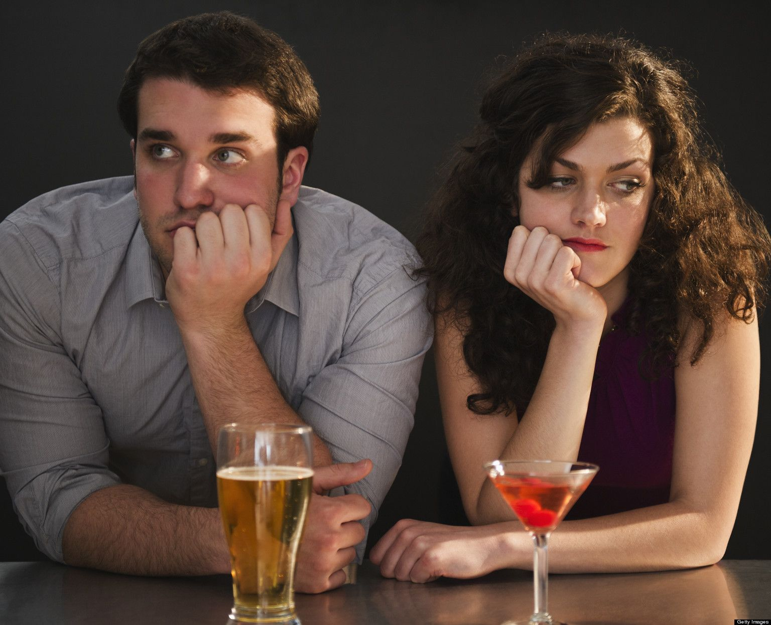 Difficulty dating after divorce