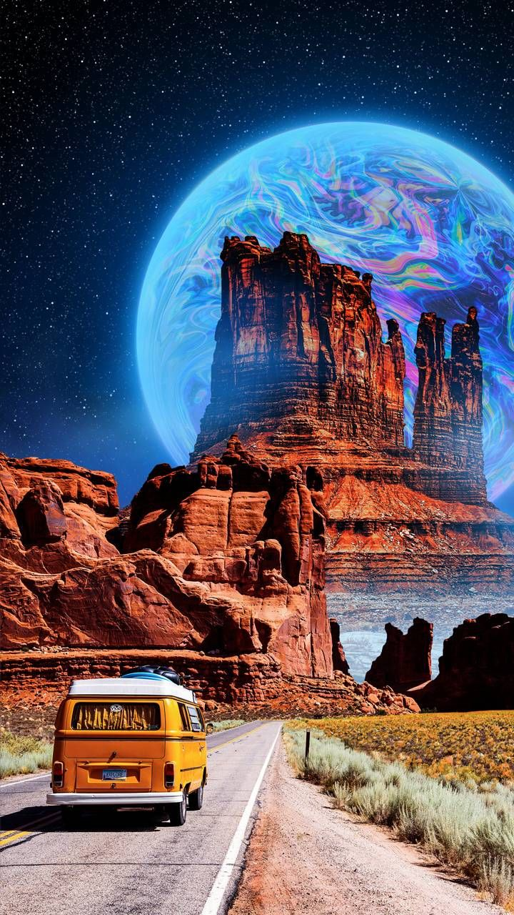 The Traveller wallpaper by Geoglyser - 8c - Free on ZEDGE™