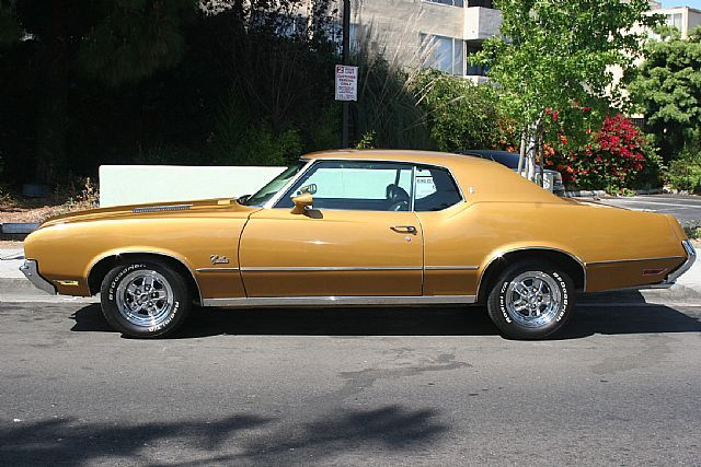 1972 Oldsmobile Cutlass Supreme Gold Picture Wallpaper Stuff I Want Pinterest Oldsmobile