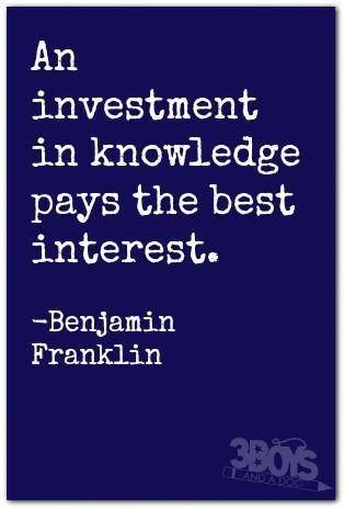 Inspirational Quotes about education for college students ...