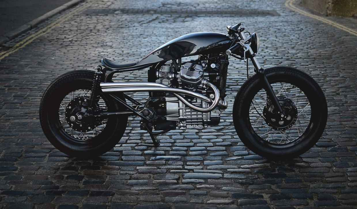 The Auto Fabrica Type 8 Motorcycle