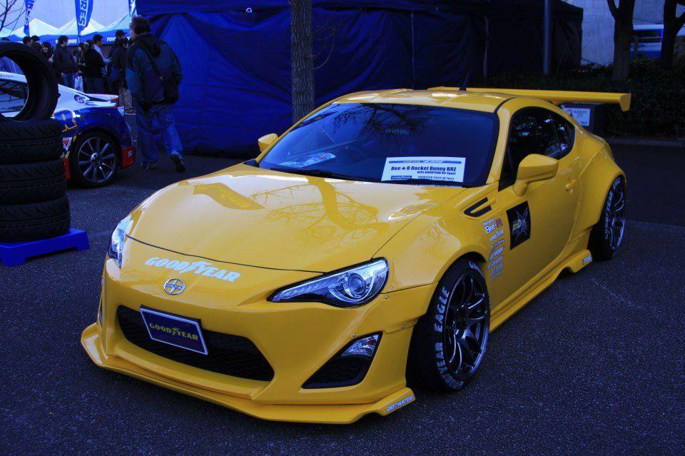 Scion FR-S | Subaru brz, Toyota 86, Scion