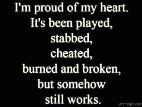 Stolta hjärtat