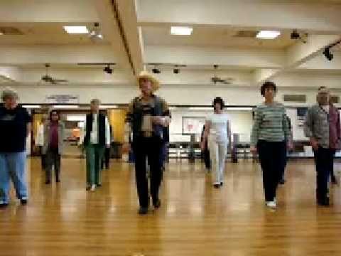 Bollywood Line Dance Step Sheet