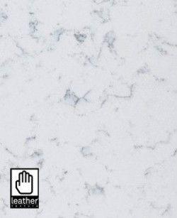 Lyra Quartz Countertop For Kitchen Carrara Marble Kitchen
