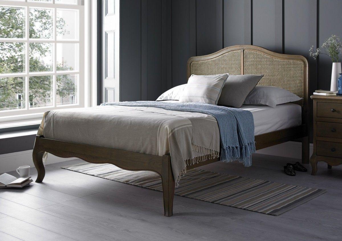 Loire Rattan Bed Frame LFE Rattan bed frame, Bed frame