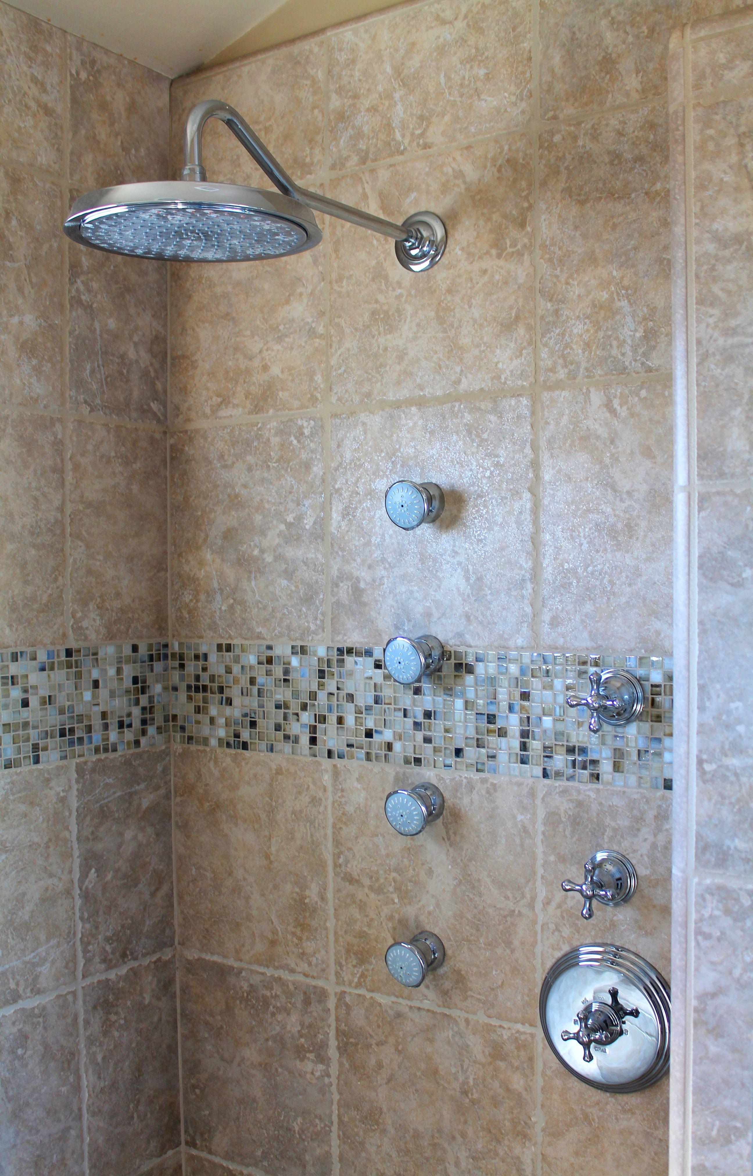 Dream Shower Bathroom Multiple Head Shower For Dream Bathroom