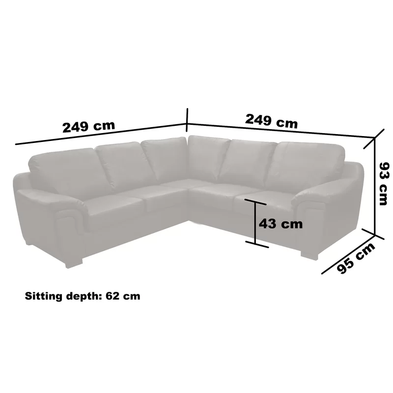 Gracie Corner Sofa Corner Sofa Quality Sofas Sofa Online