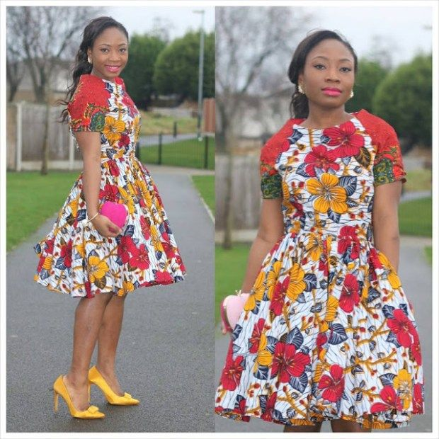 10 Amazing Ankara Short Gown Styles For Ladies | 55 - fashion ...