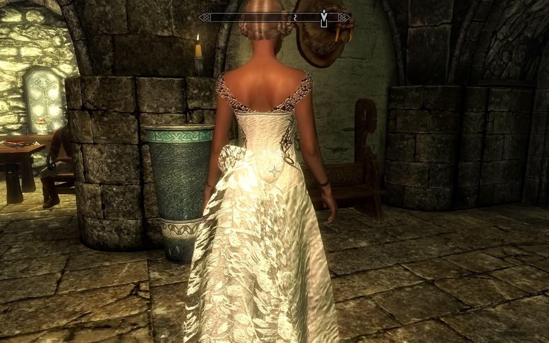 Skyrim Wedding Dress.Skyrim Wedding Dress Mod Wedding Dress Dresses Mod Dress