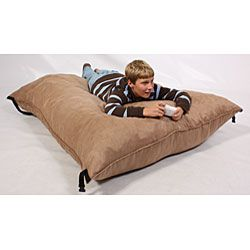 Fufsack Sofa Sleeper Lounge Chair Barcelona Bed Australia Overstock Camel Decorate Your Rec Room With One