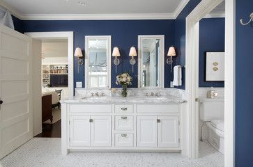 Beyond White 11 Alternative Hues To Color Your Bath Bathroom