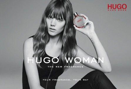 Женская парфюмированная вода Hugo Woman Eau De Parfum 50ml edp от Hugo Boss - #парфюмерия Hugo Boss #HugoBoss #parfum #perfume #parfuminRussia #vasharomatru