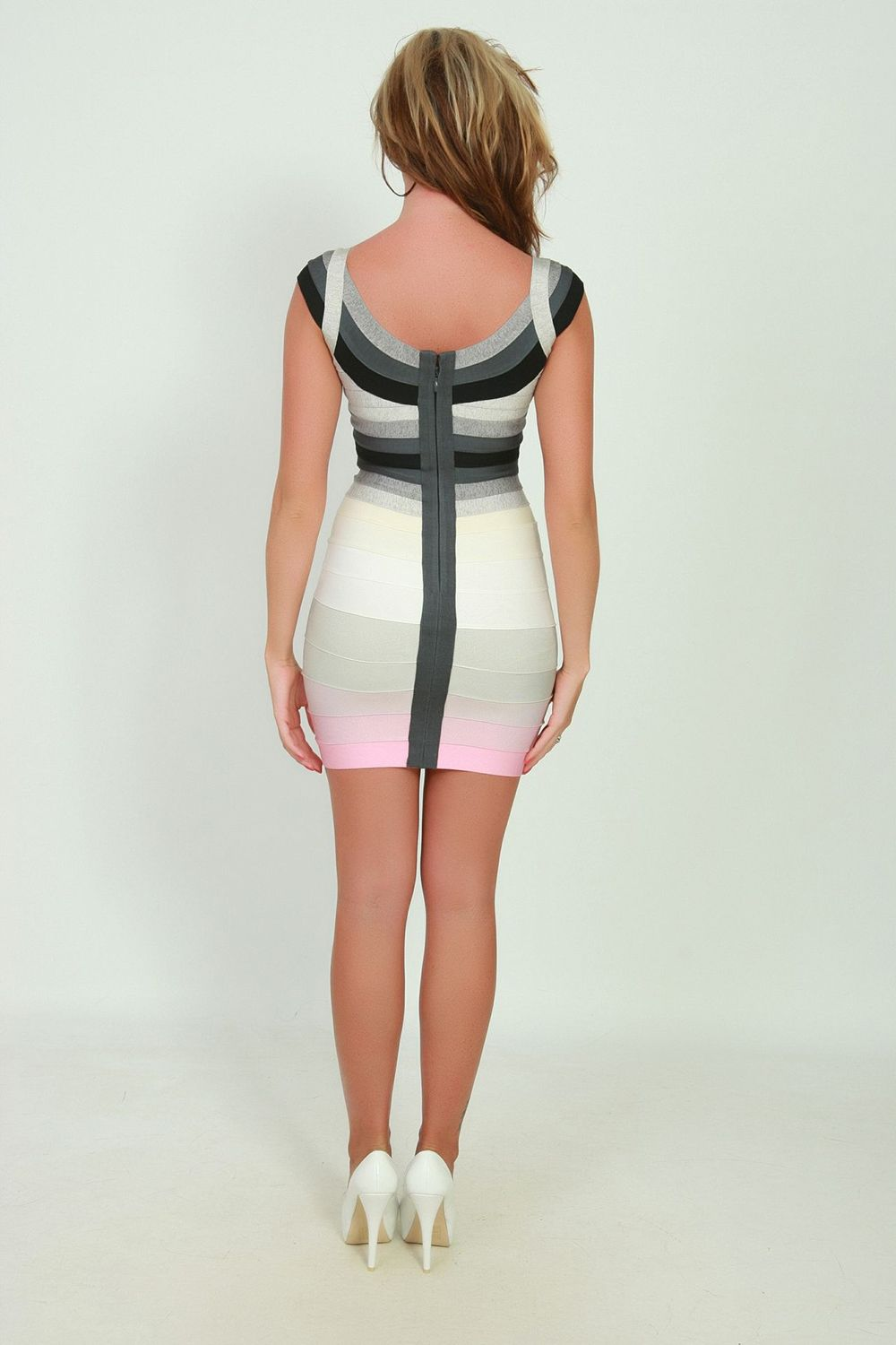 Bodycon dresses and skirts latex at amazon