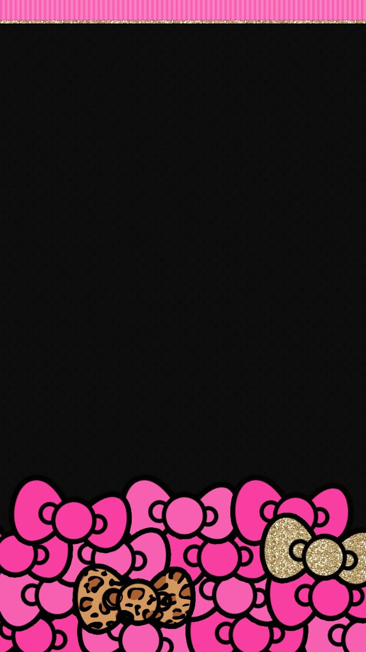 iPhone Wall tjn | iPhone Walls 3 | Pinterest | Hello kitty ...