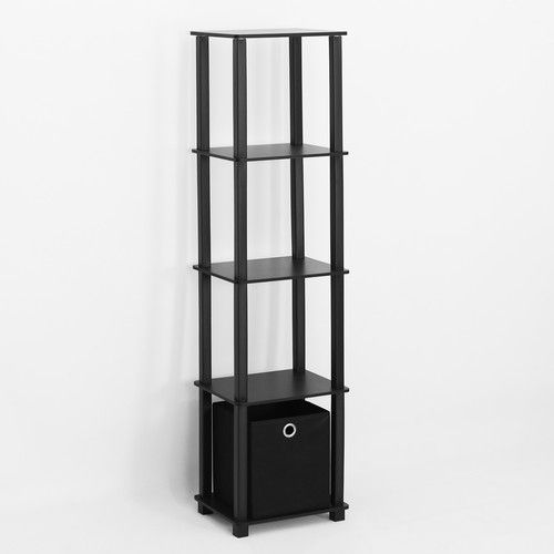 TNT No Tools Etagere Bookcase   Decorative shelves, Shelving and Display