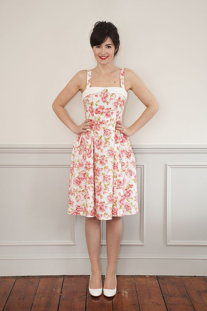 Rosie Dress Sewing Pattern | Vestiditos