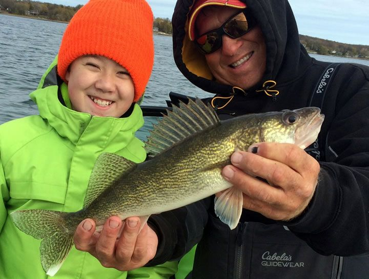 Fall Walleye Tips