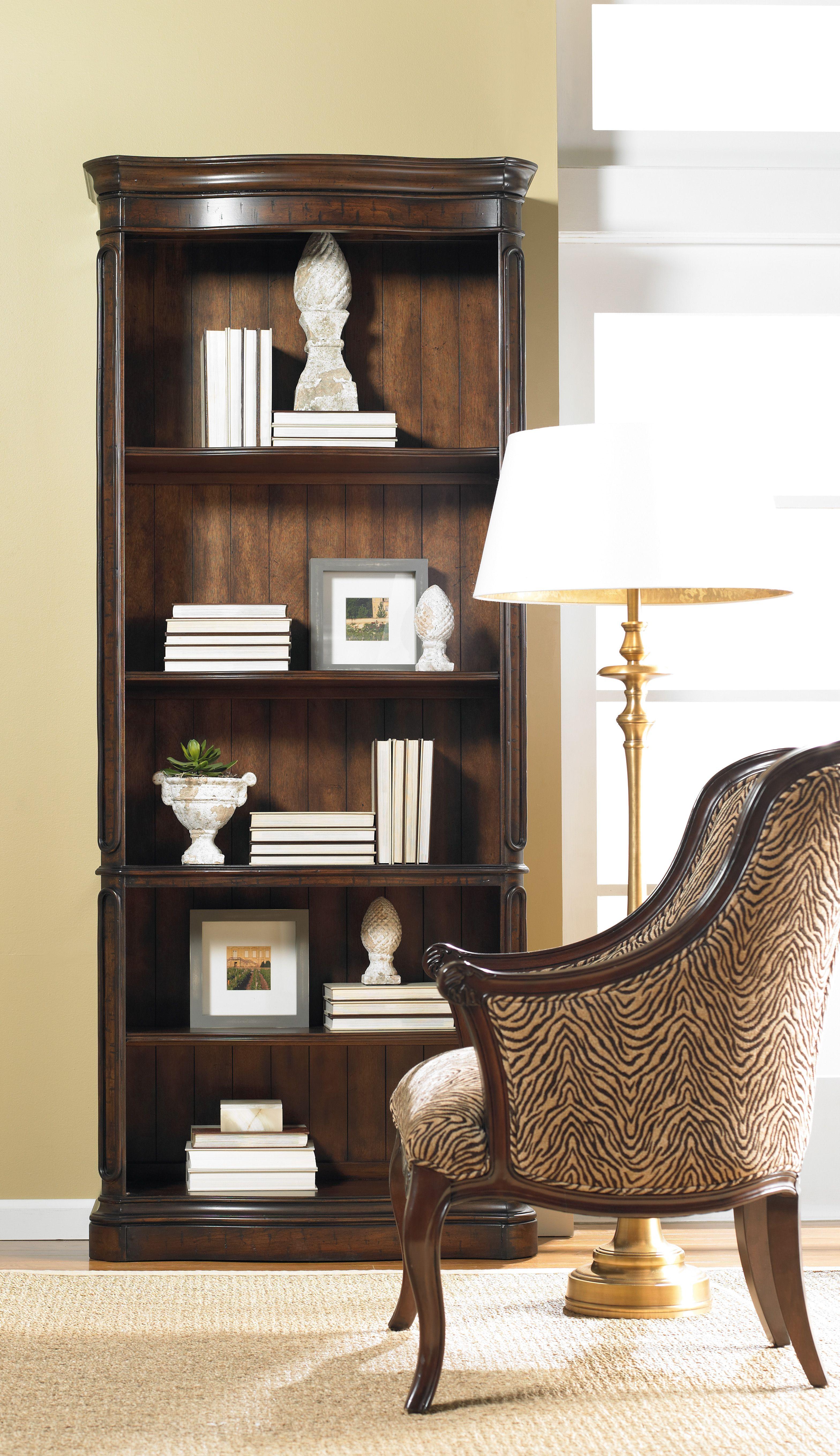 Hooker furniture open bookcase hooker furniture