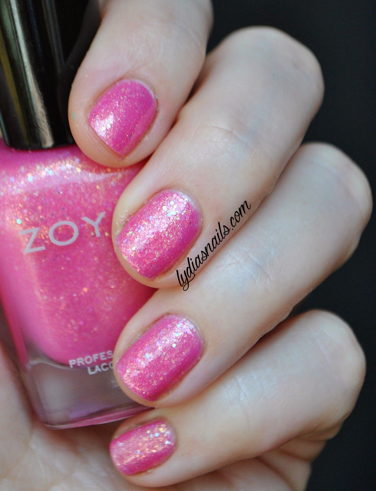Zoya Harper.  (swatch from Lydia's Nails)