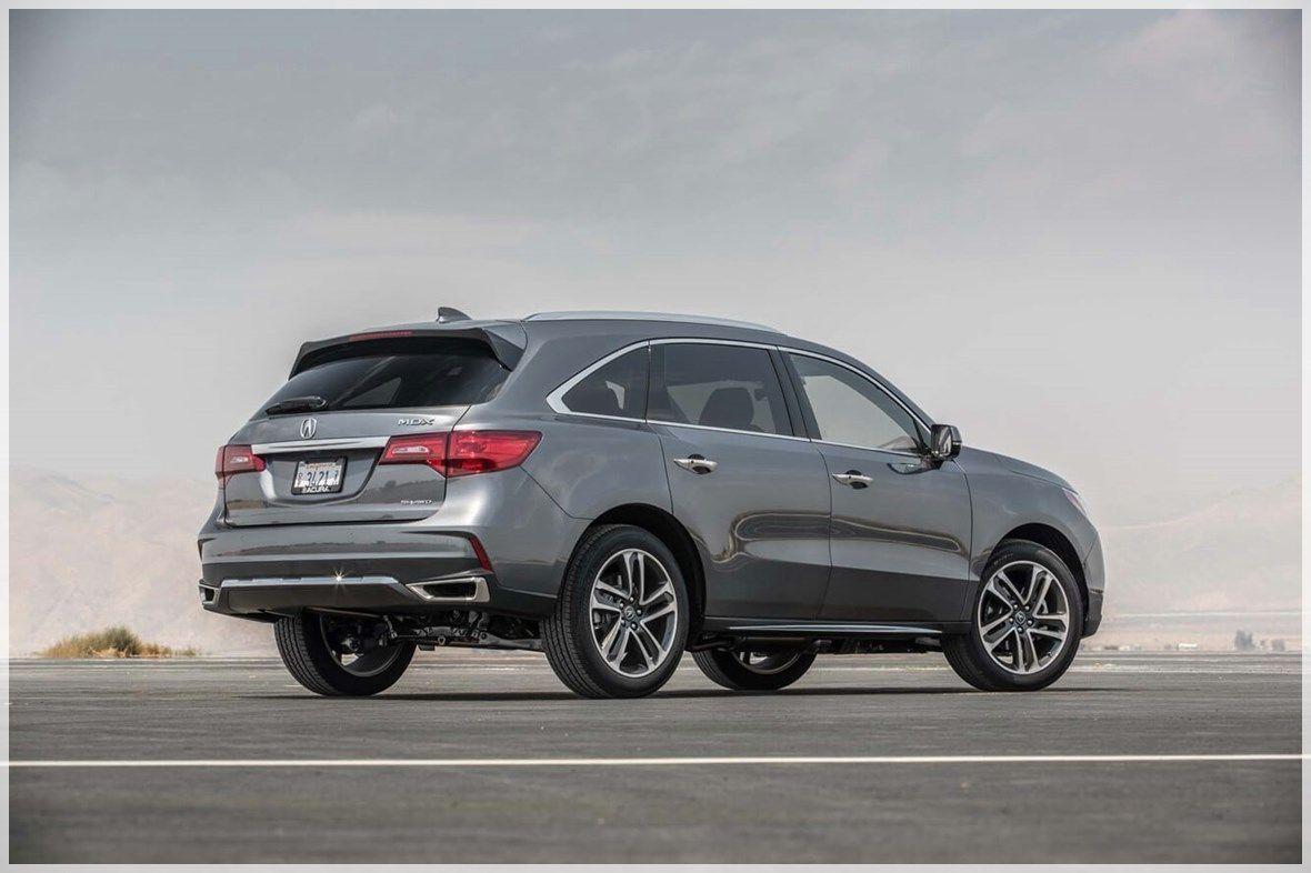 New 2020 Acura Mdx Hybrid Release Acura Mdx Acura Mdx Hybrid Crossover Cars