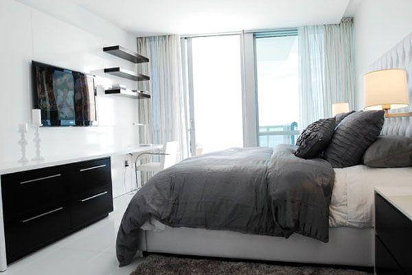 Get Inspiration To Furniture And Home Decorating Ideas Contemporary Bedroom Design Small Bedroom Condo Interior Design