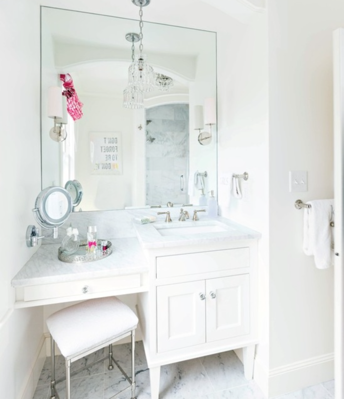 Pin by Jamie of Travel Savvy Mom on Bathroom Small