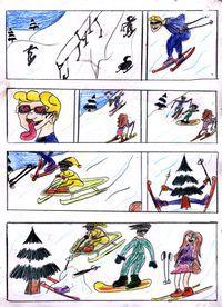 bande dessinee 8 ans