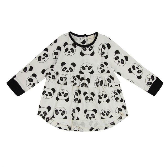 Dress Drop Hem Panda Max & Hound (Mt Lawley) 50