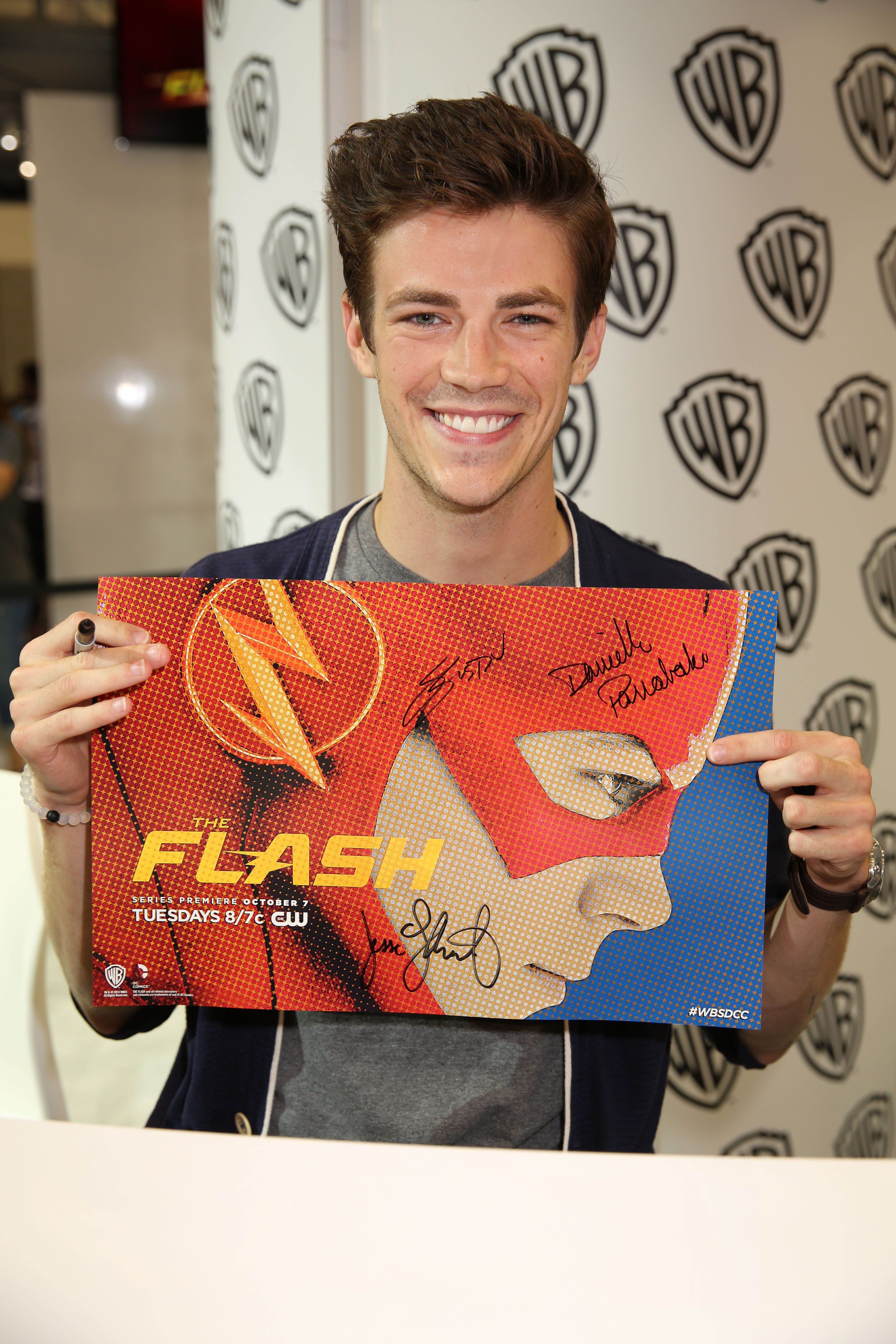 A series of flash. What kind of felicity appears in the 4 series of flash