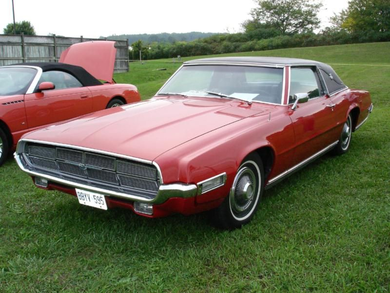 Ford Thunderbird Values And More The Hagerty Classic Car - Classic car valuation