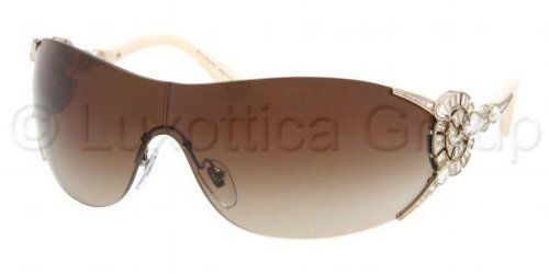 807e2a04985cd BVLGARI SUNGLASSES LIMITED ED BV 6039B 278 13 CREAM BV6039B Bulgari.  361.25