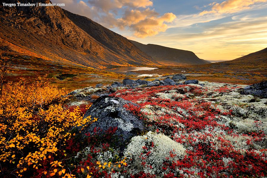Wallpaper Nature Of Russia