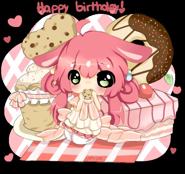 Birthday Surprise! Birthday Surprise! [For KenaShadows