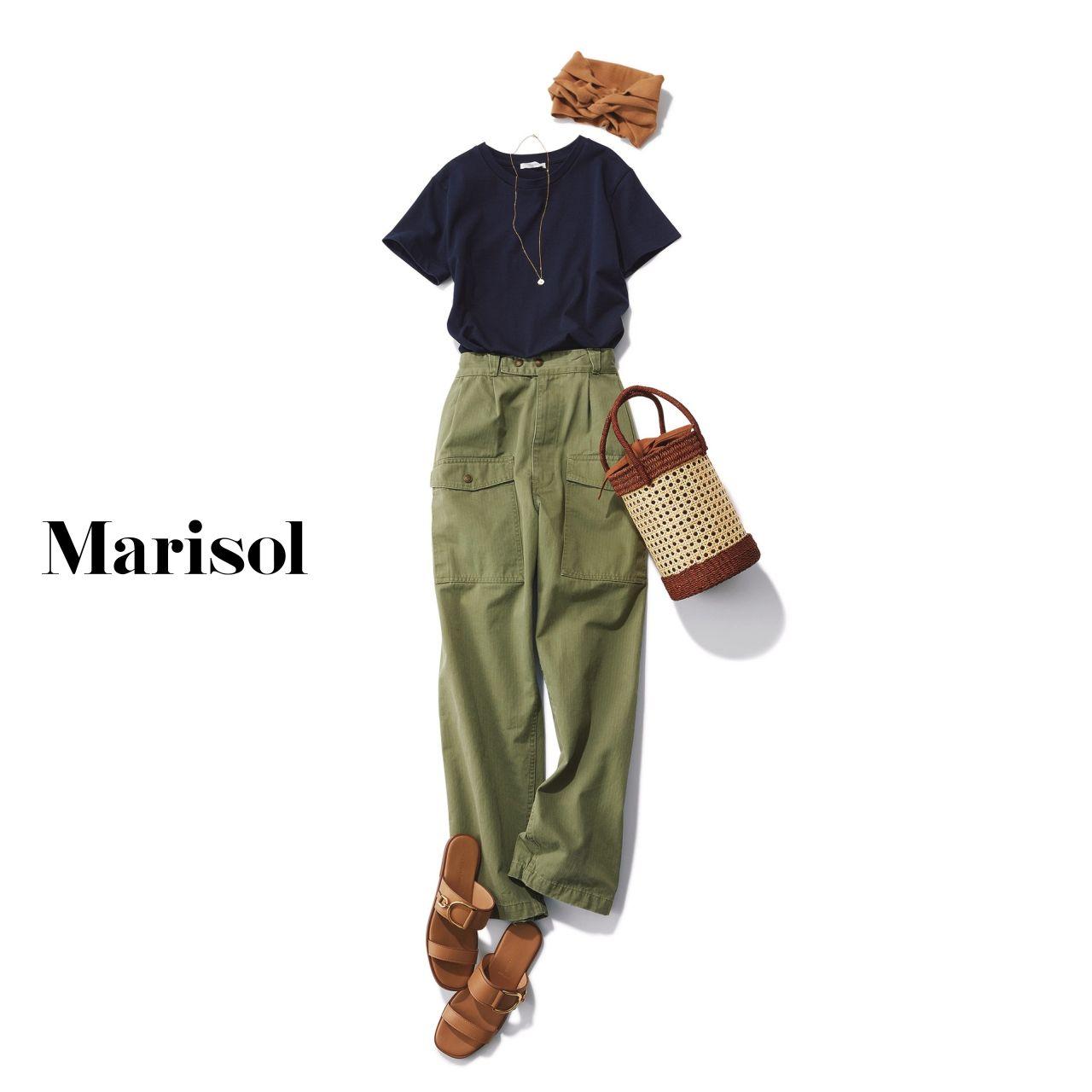 ボード 明日のコーデ Fashion Coordinate Marisol マリソル のピン
