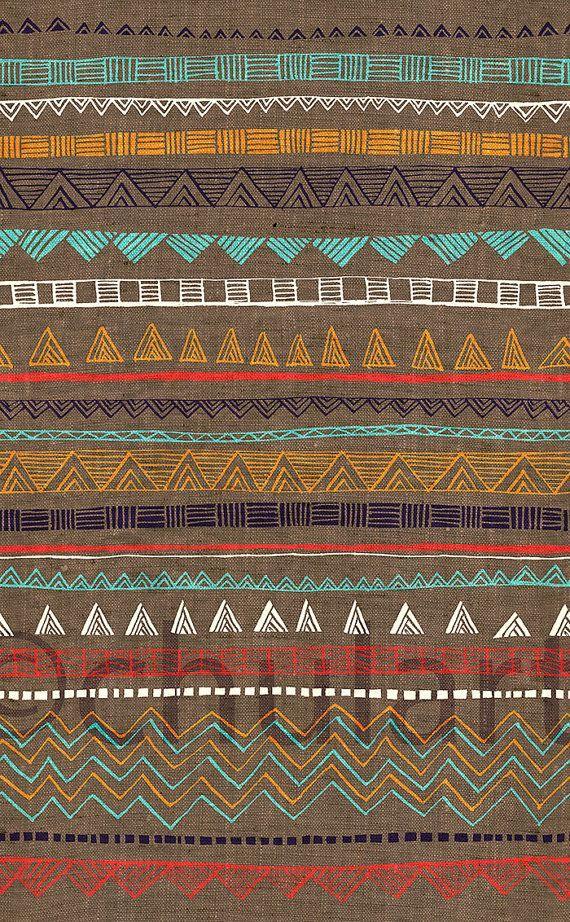 Arizona Hues Wall Art By Chulart On Etsy 22 00 Tribal Print Art Tribal Art Art Prints