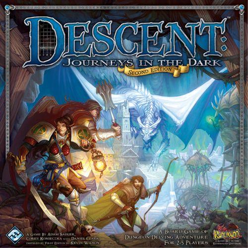 Descent: Journeys in the Dark (Second Edition) | Image | BoardGameGeek