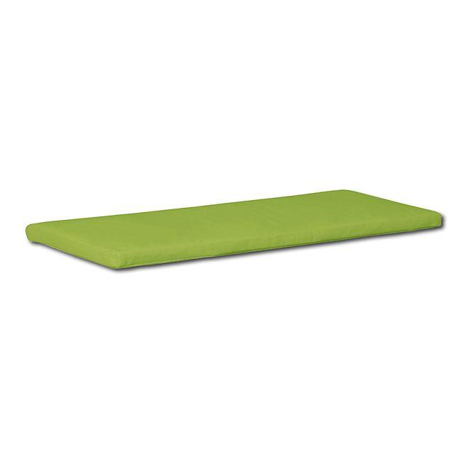 Mezo Coussin vert pour banc de jardin enfant | salon jardin en ...