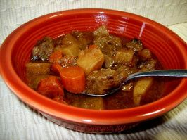 Slow Cooker Hearty Beef Stew Recipe Slow Cooker Crockpot
