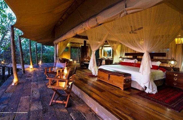 Botswanau0027s Top Luxury Safari Tents & Botswanau0027s Top Luxury Safari Tents | Tents Luxury and Luxury tents
