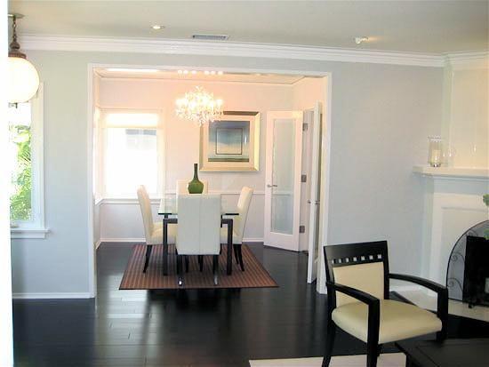 White Walls 10 New Tips On A Classic Color Light Grey Walls Dark Wood Floors Grey Walls Living Room