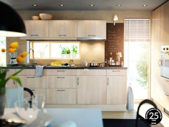 nexus birch kitchen new 2012 ikea kitchen collections with gray countertop - Birch Kitchen Design