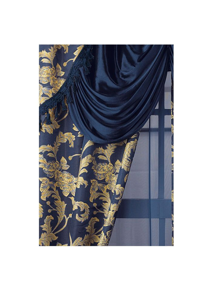These Breathtakingly Beautiful Jacquard Curtains Have All The Rich