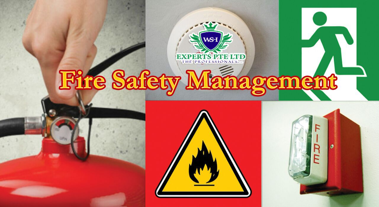Fire safety management services Singapore, Malaysia