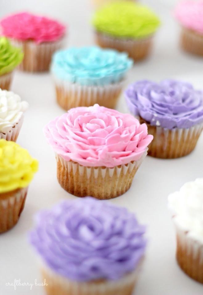Cupcakes Food Muffins Kuchen Rezepte