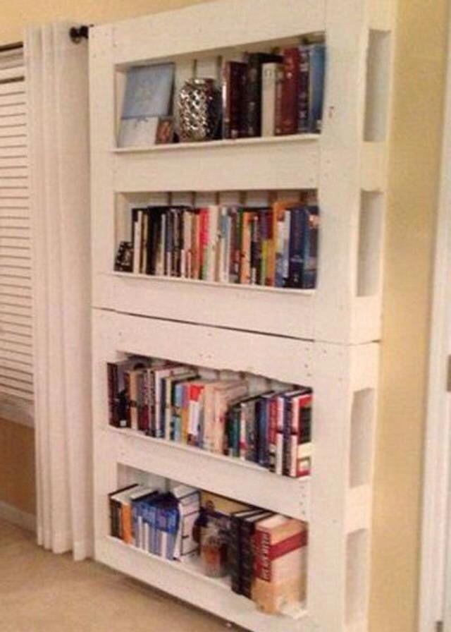 Boekenkast | pallet | Pinterest | Gegenstände, Selber bauen und ...