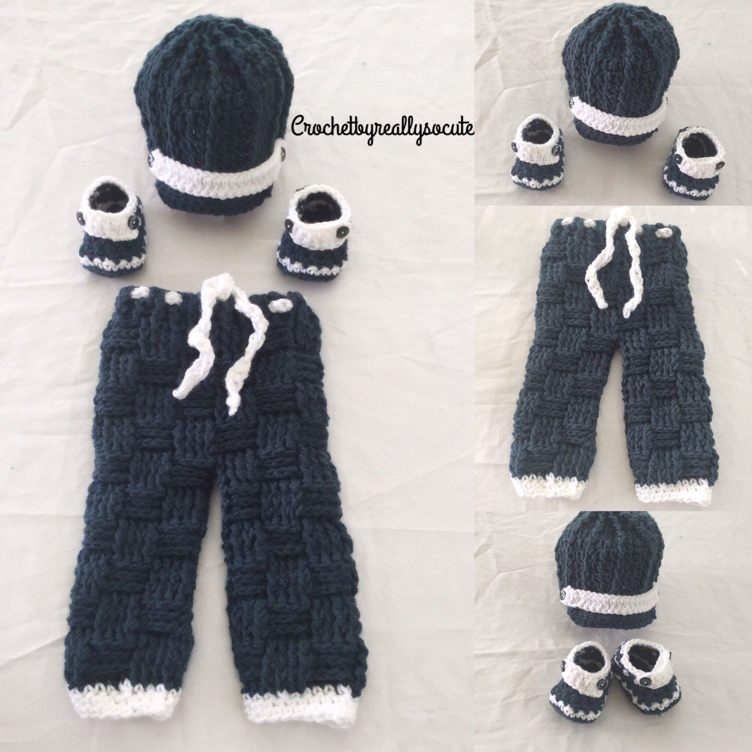 A personal favorite from my Etsy shop https://www.etsy.com/listing/262167852/baby-boy-outfitbaby-boy-pants-baby-boy